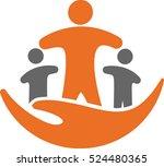 child care   Shutterstock .eps vector #524480365