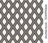 vector seamless pattern. modern ...   Shutterstock .eps vector #524494666