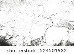 distressed overlay texture of... | Shutterstock .eps vector #524501932