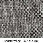 background of gray fabric | Shutterstock . vector #524515402