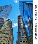 skyscraper | Shutterstock . vector #524515705