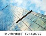 modern building.modern office... | Shutterstock . vector #524518732