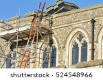 Church Being Repaired