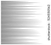 speed line background  | Shutterstock .eps vector #524550562