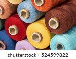 close up detail still life of... | Shutterstock . vector #524599822