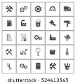 industrial icons | Shutterstock .eps vector #524613565