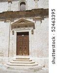 portal of st. joseph church.... | Shutterstock . vector #52463395