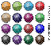 16 Round Color Buttons With An...