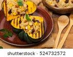 Pumpkin Acorn Stuffed With...