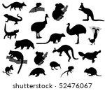 animal | Shutterstock .eps vector #52476067