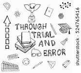 through trial and error. happy...