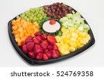 Party Platter Of Fresh Fruit ...