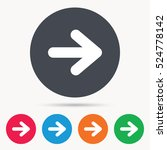 arrow icon. next navigation...