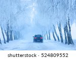 Bad Road Conditions  Car...
