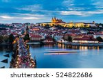 View On Prague And Its Famous...