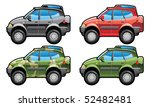 all road vehicle | Shutterstock . vector #52482481