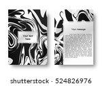 marble backdrop. festive design....   Shutterstock .eps vector #524826976