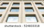 Concrete Blocks Office Building ...