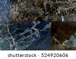 black marble natural pattern... | Shutterstock . vector #524920606