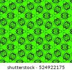 abstract seamless geometries...   Shutterstock .eps vector #524922175