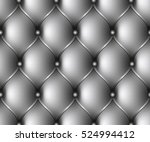 seamless pattern. white leather ... | Shutterstock .eps vector #524994412