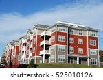 close up on modern apartment... | Shutterstock . vector #525010126