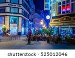 budapest  hungary  august 20 ... | Shutterstock . vector #525012046