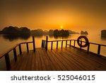 Sunrise At Lan Ha Bay  Hanoi ...