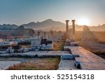Sardeis Temple Of Artemis  The...