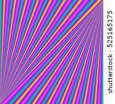 diagonal striped pattern.... | Shutterstock .eps vector #525165175
