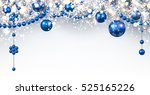 new year gray background with... | Shutterstock .eps vector #525165226
