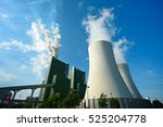 Coal Power Plant Smoking And...
