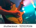 blur image background of a man... | Shutterstock . vector #525219106