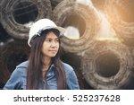 oil petroleum engineering....   Shutterstock . vector #525237628