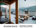Wooden Cottage House Window....