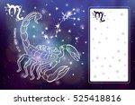Scorpio  Zodiac Sign. Horoscop...