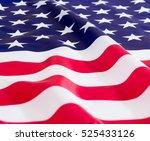 united state of america flag | Shutterstock . vector #525433126