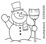 Black And White Coloring Page...