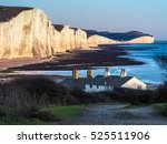 Seaford  Sussex Uk   November...
