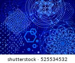 the science and mathematics... | Shutterstock .eps vector #525534532