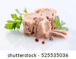 canned tuna   Shutterstock . vector #525535036