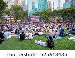 new york usa   august 22 2016   ...   Shutterstock . vector #525613435