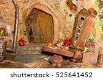 Interior Dollhouse. Handmade...