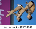 incheon september 29  2014  ... | Shutterstock . vector #525659242