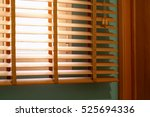 venetian blinds. | Shutterstock . vector #525694336