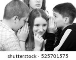 Two Teenage Boys And A Girl...