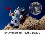 spaceman floating stratosphere  ...