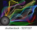 abstract background vector...   Shutterstock .eps vector #5257237