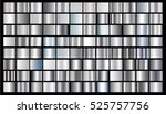 silver gradient background... | Shutterstock .eps vector #525757756