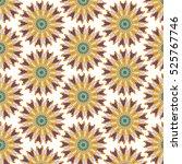 mandala  tribal ethnic ornament ... | Shutterstock .eps vector #525767746